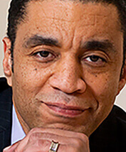 Headshot image of Harry Lennix