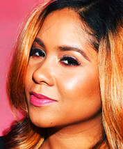 Headshot image of Angela Yee