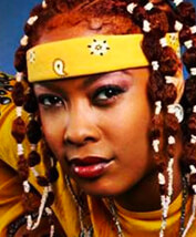 Headshot image of Da Brat