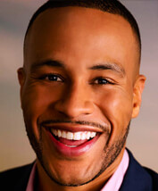 Headshot image of Devon Franklin