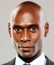 Headshot image of Lance Reddick