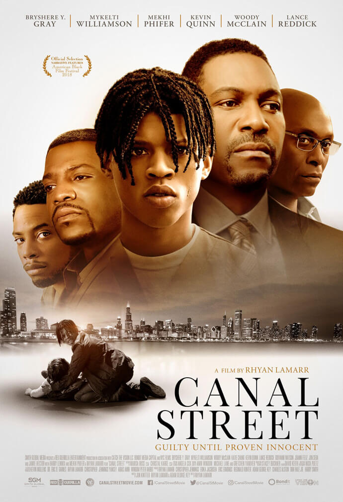 Official Canal Street movie poster image